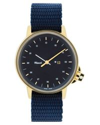 Miansai | Blue 'm12' Nylon Strap Watch for Men | Lyst