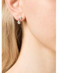 Pamela Love - Metallic 'Infinite' Ear Climber And 'Star' Stud Earrings - Lyst
