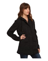 Volcom | Black Stand Up Jacket | Lyst