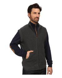Woolrich - Black Bromley Vest for Men - Lyst