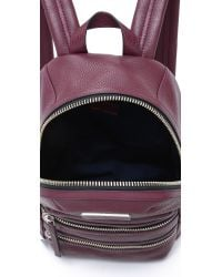 Marc By Marc Jacobs - Multicolor Domo Biker Backpack - Pearl Blush - Lyst