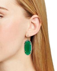 Kendra Scott - Green Danielle Earrings - Lyst
