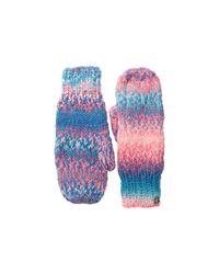 Spyder | Pink Twisty Mitten | Lyst