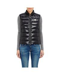 0e82446ad Lyst - Moncler Puffer Ghany Vest in Black for Men