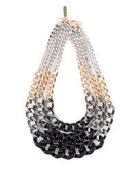 Max Mara | Metallic Zefir Necklace | Lyst