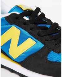 New Balance   Red 410 Vintage Trainers for Men   Lyst