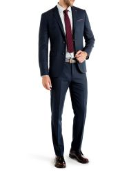 Ted Baker - Blue Baytro Trousers for Men - Lyst