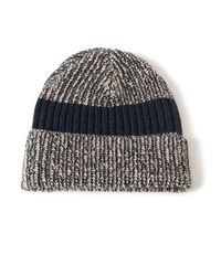 Proenza Schouler | Gray Cashmere Knit Beanie | Lyst
