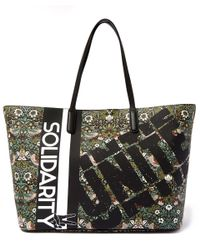 Marc By Marc Jacobs | Green Metropoli Diy Print Travel Tote Bag | Lyst