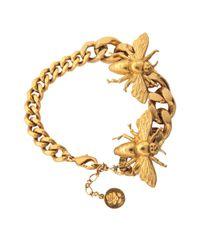 Ela Stone | Metallic Maya Bracelet | Lyst