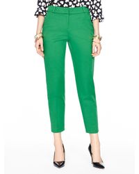 kate spade new york | Green Margaux Pant | Lyst