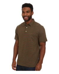 Patagonia | Green Squeaky Clean Polo for Men | Lyst