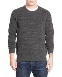 Ben Sherman | Gray Crewneck Sweater for Men | Lyst