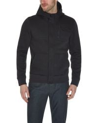 Victorinox - Black Drumlin Full Zip Track Top for Men - Lyst