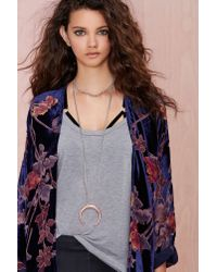 Nasty Gal - Metallic 8 Other Reasons Supreme Necklace - Lyst