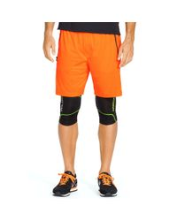 Ralph Lauren - Orange Mesh Athletic Short for Men - Lyst