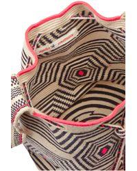 Sophie Anderson | Natural Lilla Crocheted Cotton Shoulder Bag | Lyst