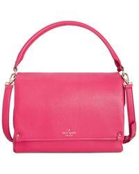 kate spade new york | Pink Summit Court Mya Shoulder Bag | Lyst