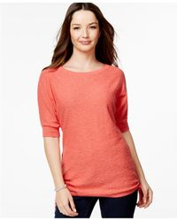 Style & Co. - Orange Only At Macy's - Lyst