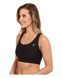 Champion | Black Double Dry® Absolute Workout Ii Sports Bra | Lyst