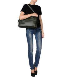 MM6 by Maison Martin Margiela - Green Shoulder Bag - Lyst