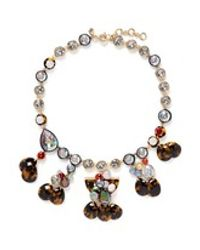 J.Crew | Multicolor Paillette Necklace | Lyst