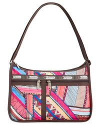 LeSportsac - Natural Deluxe Everyday Bag - Lyst