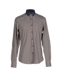 Antony Morato | Gray Shirt for Men | Lyst