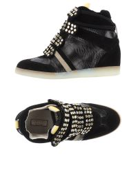 Serafini - Black High-tops & Trainers - Lyst