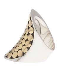 Kathy Kamei | Multicolor Saddle Ring | Lyst