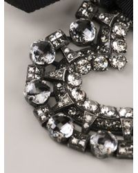 Lanvin | Metallic 'mira' Heart Pendant Necklace | Lyst