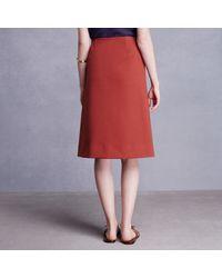 Trademark   Brown Netta Skirt   Lyst