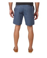 Howe - Blue Crate Savers Solid Short for Men - Lyst