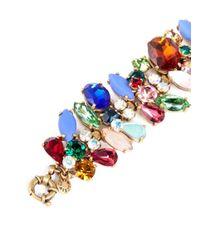 J.Crew - Multicolor Multi-colour Stone Bracelet - Lyst