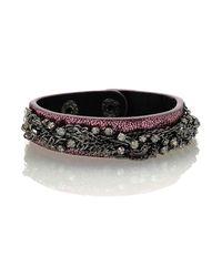 Steve Madden | Pink bracelets | Lyst