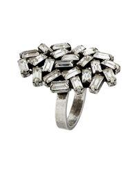 DANNIJO | Metallic Opal Ring | Lyst