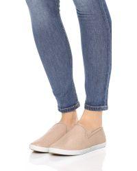 Joie | Pink Kidmore Slip On Sneakers | Lyst