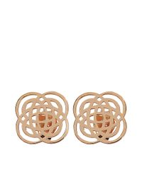 Ginette NY - Metallic Purity Studs Earrings - Lyst