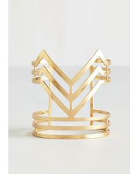 Ana Accessories Inc | Metallic Highlight Of The Show Bracelet | Lyst