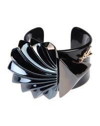 Patrizia Pepe - Black Bracelet - Lyst