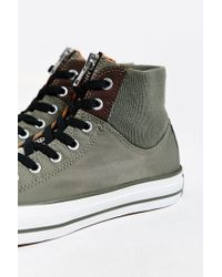 Converse | Green Chuck Taylor All Star Ma1 Zip High-top Sneaker for Men | Lyst