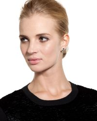 Ted Baker | Metallic Jewel Cluster Stud Earrings | Lyst