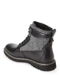 "Timberland - Black Britton Hill 6"" Boots for Men - Lyst"