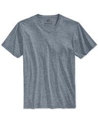 American Rag | Gray Slub Tri-blend T-shirt for Men | Lyst