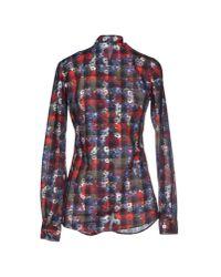 Aglini - Multicolor Shirt - Lyst