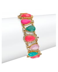 kate spade new york - Metallic Balloon Bouquet Bracelet - Lyst