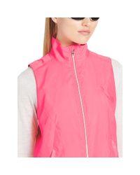 Ralph Lauren Golf - Pink Water-resistant Vest - Lyst