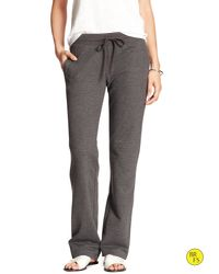 Banana Republic | Gray Factory Lounge Pant | Lyst