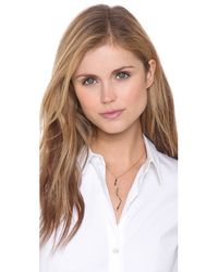 Kelly Wearstler - Green Carlton Pendant Necklace - Lyst
