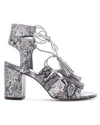 Matisse - Gray Women's Copa Sandals - Lyst